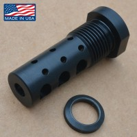 GRB-V2 MULTIPURPOSE MUZZLE BRAKE EXTERNAL THREAD ADAPTER 1