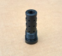 GRBV2 MULTIPURPOSE MUZZLE BRAKE EXTERNAL THREAD ADAPTER 9mm 6