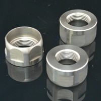 Go Nuts – Jam Nut Stainless Steel 12-28   916-24 11 Best Wholesale Discount Prices AR15 M16 M4 Austin Texas USA   58-24