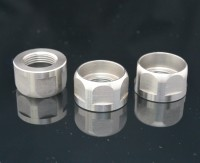 Go Nuts – Jam Nut Stainless Steel 12-28   916-24 13 Best Wholesale Discount Prices AR15 M16 M4 Austin Texas USA   58-24