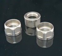 Go Nuts – Jam Nut Stainless Steel 12-28   916-24 6 Best Wholesale Discount Prices AR15 M16 M4 Austin Texas USA   58-24