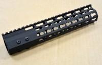 V3A Keymod Super Slim Free Float HandGuard Forend 10 Inch SLIM Line M16 M4 AR15 Austin Texas Best Discount Wholesale Price Accessories RIfle Pistol Handgun Long Gun  8