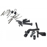 AR Lower Receiver Parts Less Trigger, Hammer, Disconnector, Pistol Grip Assembly, Trigger Guard 2_1_19_1