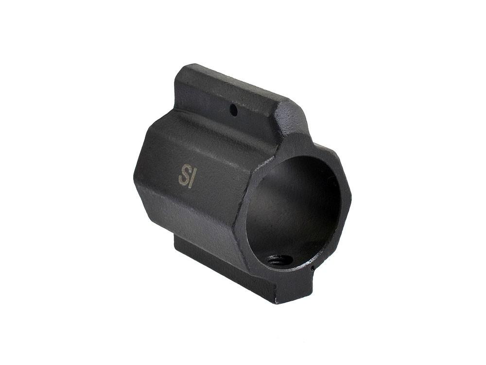 AR Steel Gas Block Strike Industries .750 .223 5.56 308 LR308 Ar 10 AR 15 M4 M16 Best Discount Wholesale AR Parts and Accessories Austin Texas USA