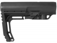 Mission First Tactical BMSMIL BATTLELINK Minimalist Milspec Stock .223 5.56  308 LR308 Ar 10 AR 15 M4 M16 Best Discount Wholesale AR Parts and Accessories Austin Texas USA bms-black-2