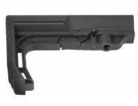 Mission First Tactical BMSMIL BATTLELINK Minimalist Milspec Stock .223 5.56  308 LR308 Ar 10 AR 15 M4 M16 Best Discount Wholesale AR Parts and Accessories Austin Texas USA bms-black-6