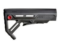 Viper MOD 1 Stock Mil Spec Black or Flat Dark Earth Strike Industries .223 5.56  AR 15 M4 M16 Best Discount Wholesale AR Parts and Accessories Austin Texas USA black-red-dsc_0009