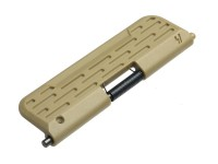 AR Enhanced Ultimate Dust Cover 223 strike industries .223 5.56 AR 15 M4 M16 Best Discount Wholesale AR Parts and Accessories Austin Texas USA FDE capsul-f1