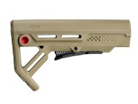 Viper MOD 1 Stock Mil Spec Black or Flat Dark Earth Strike Industries .223 5.56  AR 15 M4 M16 Best Discount Wholesale AR Parts and Accessories Austin Texas USA fde-red-dsc_0020