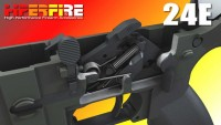 HiperFire HIPERTOUCH 24E Competition Version high precision fire control drop in Trigger .223 5.56  308 LR308 Ar 10 AR 15 M4 M16 Best Discount Wholesale AR Parts and Accessories Austin Texas USA hpt24e-2