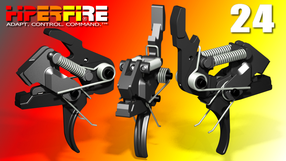 HiperFire HIPERTOUCH 24 Competition Version high precision fire control  drop in Trigger