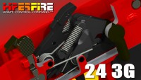 HiperFire HIPERTOUCH 24 3G Competition Version high precision fire control drop in Trigger .223 5.56  308 LR308 Ar 10 AR 15 M4 M16 Best Discount Wholesale AR Parts and Accessories Austin Texas USA htp-243g-burst-3