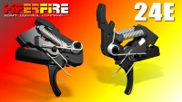 HiperFire HIPERTOUCH 24E Competition Version high precision fire control drop in Trigger .223 5.56  308 LR308 Ar 10 AR 15 M4 M16 Best Discount Wholesale AR Parts and Accessories Austin Texas USA htp-24e-burst-0