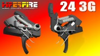 HiperFire HIPERTOUCH 24 3G Competition Version high precision fire control drop in Trigger .223 5.56 308 LR308 Ar 10 AR 15 M4 M16 Best Discount Wholesale AR Parts and Accessories Austin Texas USA d1