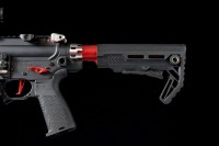 Viper CQB Stock Mil Spec Black or Flat Dark Earth Strike Industries .223 5.56  AR 15 M4 M16 Best Discount Wholesale AR Parts and Accessories Austin Texas USA dsc_0033_4