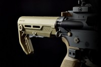 Viper CQB Stock Mil Spec Black or Flat Dark Earth Strike Industries .223 5.56  AR 15 M4 M16 Best Discount Wholesale AR Parts and Accessories Austin Texas USA dsc_0059_4