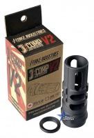 Strike Industries J COMP V2 Japan 89 Comp Muzzle Brake .223 5.56 AR 15 M4 M16 Best Discount Wholesale AR Parts and Accessories Austin Texas USA 1/2″-28 Strike Industries J-COMP V2 Japan 89 Comp Muzzle brake 5.56/223/.22L  dsc_0338_14