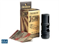 JComp Muzzle Brake Compensator Strike Industries .223 5.56  AR 15 M4 M16 Best Discount Wholesale AR Parts and Accessories Austin Texas USA j_comp_11