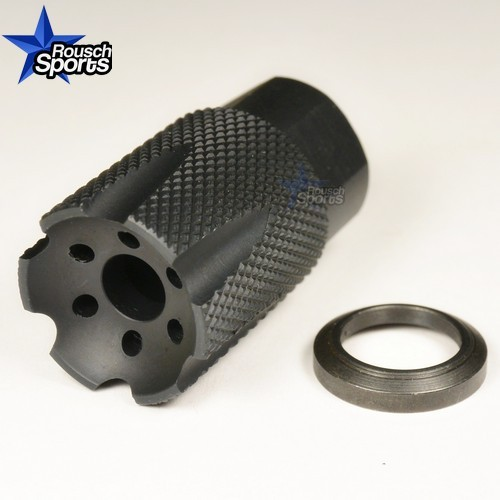 LCXS UL Ultra Light Low Concussion Linear Muzzle Brake Compensator Compact Custom .223 5.56 .308 AR 15 M4 M16 Best Discount Wholesale AR Parts and Accessories Austin Texas